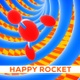 Happy Rocket - VideoHive Item for Sale