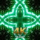 Moving Matrix Kaleidoscope 04 - VideoHive Item for Sale