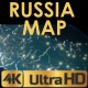 Map Of The Russia - VideoHive Item for Sale