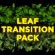 Leaf Transition Pack 4K - VideoHive Item for Sale