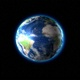 The Earth Rotation - VideoHive Item for Sale