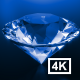 Blue Diamond 4K - VideoHive Item for Sale