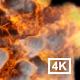 Fire Exploding 4K V2 - VideoHive Item for Sale