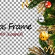 Christmas Frame - VideoHive Item for Sale