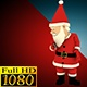 Christmas Santa Light Dancing - VideoHive Item for Sale