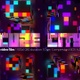 Vj Cube City - VideoHive Item for Sale
