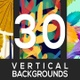 Vertical Loop Backgrounds Pack - VideoHive Item for Sale