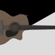 Acoustic Guitar On Alpha Channel Loops V1 - VideoHive Item for Sale