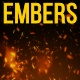 Looping Embers - VideoHive Item for Sale