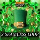 St Patrick's Day Background - VideoHive Item for Sale