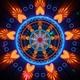 Neon Mandala Vj Loop - VideoHive Item for Sale