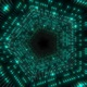 Abstract Lights VJ Tunnel With Light Streaks Effect - VideoHive Item for Sale