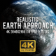 Earth Zoom Approach - VideoHive Item for Sale