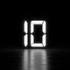 Countdown 3D Digital Clock - VideoHive Item for Sale