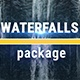 Waterfalls Package - VideoHive Item for Sale